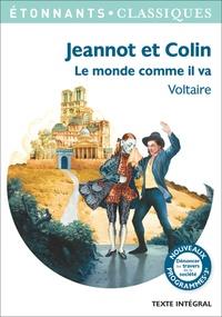 Téléchargement d'ebooks sur ipad 2 Jeannot et Colin  - Le monde comme il va 9782081393752 in French