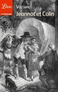 Téléchargement ebook kostenlos pdf Jeannot et Colin  - Et autres contes philosophiques par Voltaire (French Edition) FB2 MOBI 9782290080146