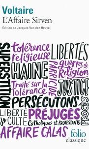 Goodtastepolice.fr L'Affaire Sirven Image