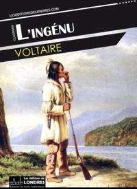 Télécharger l'ebook italiano pdf L'ingénu ePub par Voltaire en francais 9781911572312
