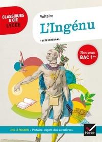 Meilleures ventes eBook L'Ingénu  - Avec un parcours