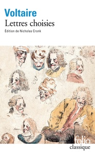 Voltaire et Nicholas Cronk - Lettres choisies.
