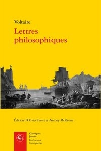 Voltaire - Lettres philosophiques.