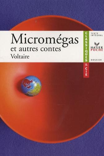 Voltaire - Micromégas et autres contes.