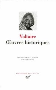 Oeuvre historiques -  Voltaire | Showmesound.org
