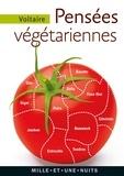 Voltaire - Pensées végétariennes.