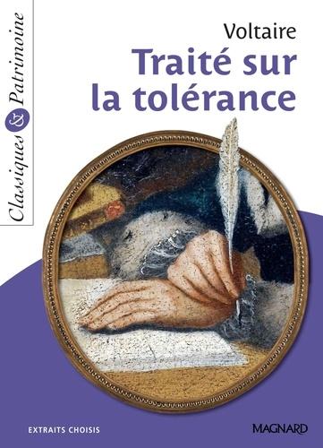 Traité sur la tolérance - Classiques et Patrimoine