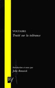 Traité sur la tolérance -  Voltaire pdf epub