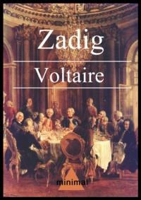 Voltaire Voltaire - Zadig - o el destino.