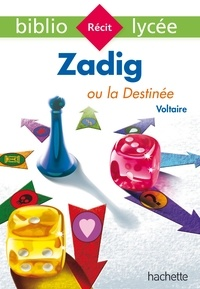 Text ebooks téléchargement gratuit Zadig ou la Destinée par Voltaire
