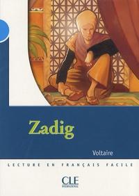 Voltaire - Zadig - Niveau 4.