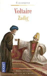 Deedr.fr Zadig - Et autres contes orientaux Image