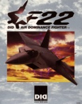 DID - F22 - DID Air Dominance Fighter, CD-Rom.