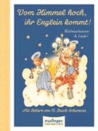 Vom Himmel hoch, ihr Englein kommt! - Weihnachtsverse & Lieder.