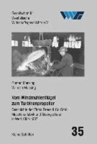 Vom Windmühlenflügel zum Turbinenpropeller - Geschichte der Firma Drees & Co GmbH Maschinenfabrik und Eisengießerei in Werl 1894-1987.