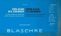 Von Asam bis Zrenner - Auf den Spuren des Münchner Schildermalers Karl Blaschke.