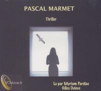Pascal Marmet - A la folie. 1 CD audio MP3