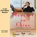 Chloé Ascencio - Manager en chine. 1 CD audio MP3
