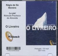 Régis de Sà Moreira - O Livreiro. 1 CD audio MP3