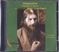 Alain Grumbach - Raspoutine - Prophète ou démon. 1 CD audio MP3