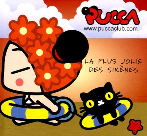 Vooz - Pucca Tome 4 : La plus jolie des sirènes.