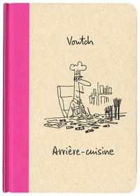Voutch - Arrière-cuisine.