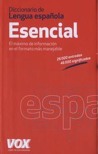 Era-circus.be Diccionario de lengua española esencial Image