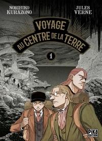 Norihiko Kurazono - Voyage au Centre de la Terre T01.