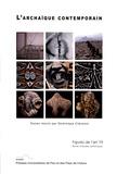 Dominique Clévenot - Figures de l'art N° 19/2011 : L'archaïque contemporain.