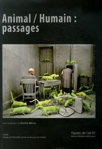Danièle Méaux - Figures de l'art N° 27/2014 : Animal / Humain : passages.