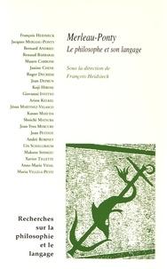 Recherches sur la philosophie et le langage N° 15.pdf
