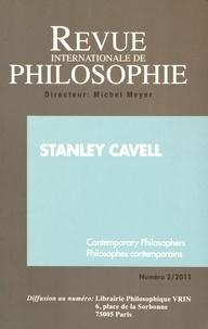 Sandra Laugier - Revue internationale de philosophie N° 256/2011 : Stanley Cavell.