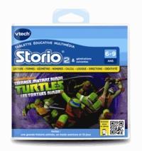 VTECH - Les tortues Ninja - Jeu Storio 2