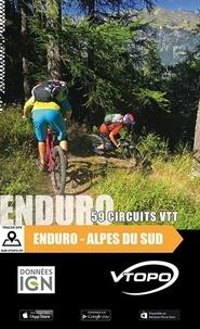 Vtopo - Enduro - Alpes du Sud - 59 circuits VTT.