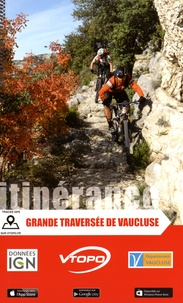 Vtopo - Grande traversée de Vaucluse.