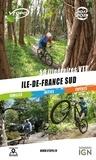 Vtopo - Ile-de-France Sud - 50 parcours VTT.