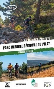 Vtopo - Parc naturel régional du Pilat - 38 itinéraires VTT.