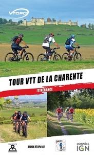 Vtopo - Tour VTT de la Charente - Itinérance.