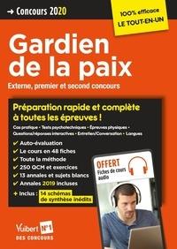 Vuibert - Concours gardien de la paix - Premier, second et 3e concours Catégorie B.