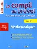 Vuibert - Mathématiques - Série collège.
