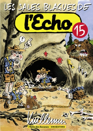 Les sales blagues de l'Echo Tome 15