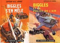 W-E Johns - Biggles  : Pack en 2 volumes : Biggles s'en mêle ; Biggles et la police de l'air.