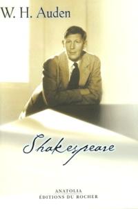 W-H Auden - Shakespeare.