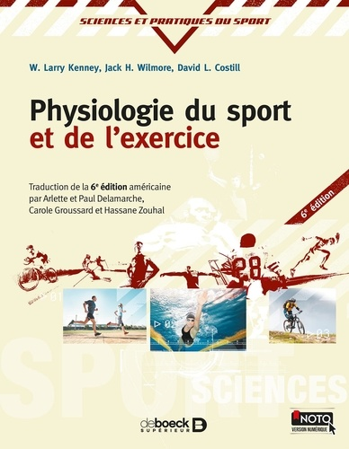Physiologie du sport et de l'exercice 6e édition
