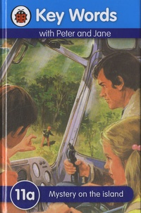 W. Murray et M. Aitchison - Mystery on the Island - 11a - Key words with Peter and Jane.