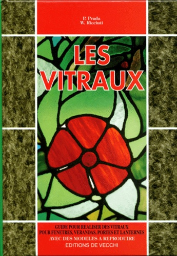 W Ricciuti et P Prada - Les vitraux.