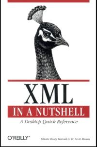Pdf Livre Xml In A Nutshell A Desktop Quick Reference