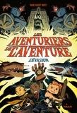 Leslie Damant-Jeandel - Les aventuriers de l'aventure , Tome 01 - L'évasion.