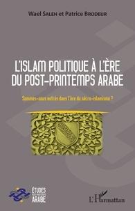 Wael Saleh et Patrice Brodeur - L'islam politique à l'ère du post-Printemps arabe - Sommes-nous entrés dans l'ère du nécro-islamisme ?.