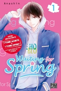 Anashin - Waiting for spring Pack tomes 1 et 2 : Waiting for spring Pack Découverte T01 et T02.